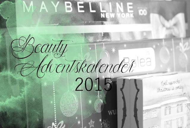 beauty adventskalender weihnachtskalender empfehlungen 2015 beauty blog von fr ulein. Black Bedroom Furniture Sets. Home Design Ideas