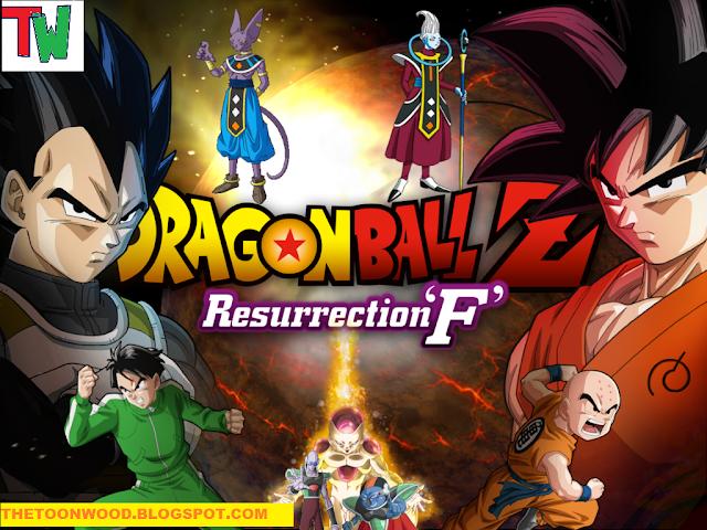 Dragon Ball Z: Resurrection 'F' (2015) Hindi Dubbed Full Movie [HD]