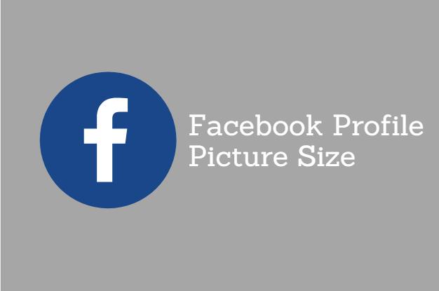 Facebook Profile Picture Size