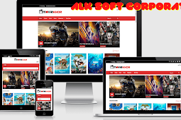 Moview Premium Blogger Theme Free Download By ALK Soft Corporation