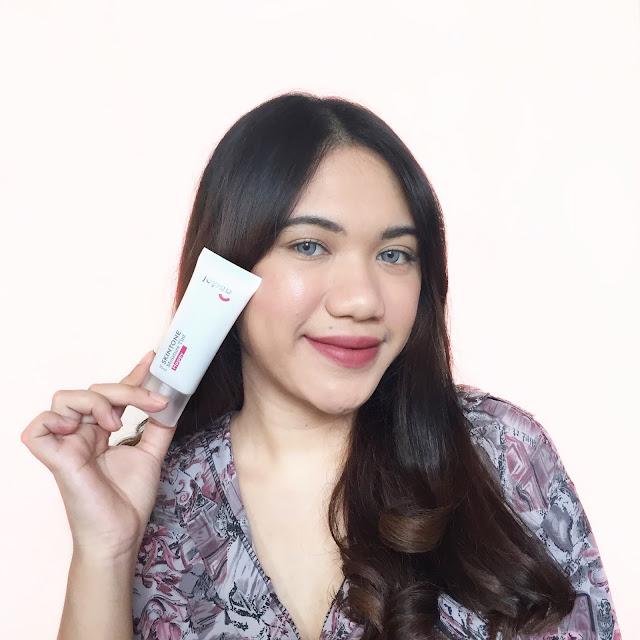Review Joylab Skintone Moisture Tint sheillautama