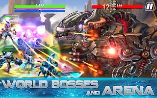 Heroes Infinity v1.11.8 Mod Apk