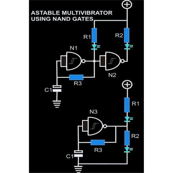 2 Watt Amplifier Circuit Diagram