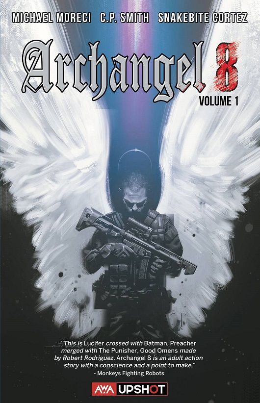 Cover of Archangel 8 TP