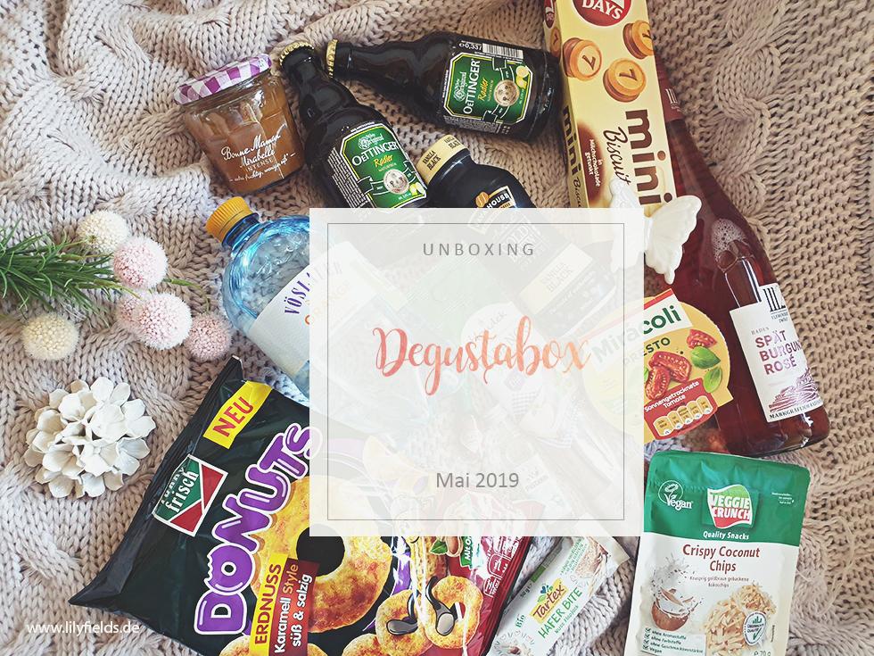 Degustabox - Mai 2019 - unboxing