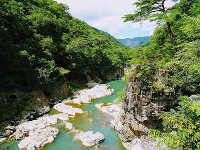 【吉方位旅行番外編】北の龍王峡