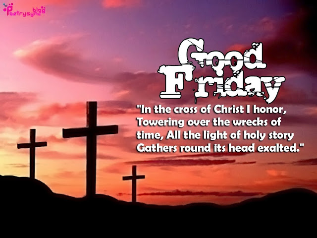 Happy Good Friday Wallpaper in HD