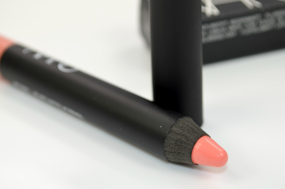 NARS Bolero Velvet Matte Lip Pencil Review and Swatches