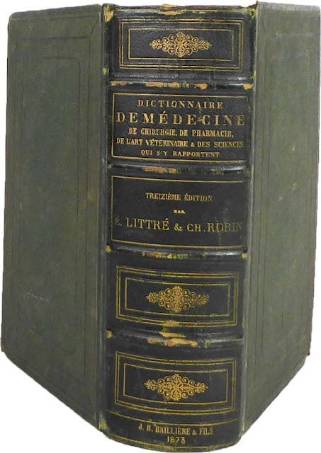 Dictionnaire de médecine, de chirurgie, de pharmacie, de l'art vétérinaire - WWW.VETBOOKSTORE.COM