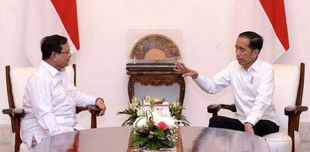 Pertemuan Jokowi-SBY-Prabowo