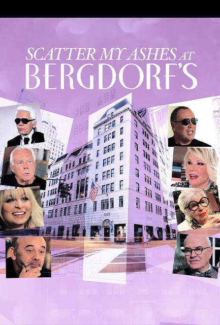 Espalhe Minhas Cinzas Em Bergdorf s Filmes Moda