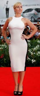 Vestido de Kate Winslet destaca-se pela simplicidade