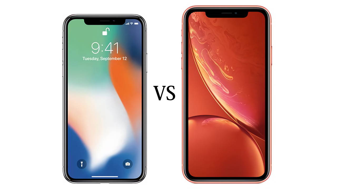 IPhone X VS XR