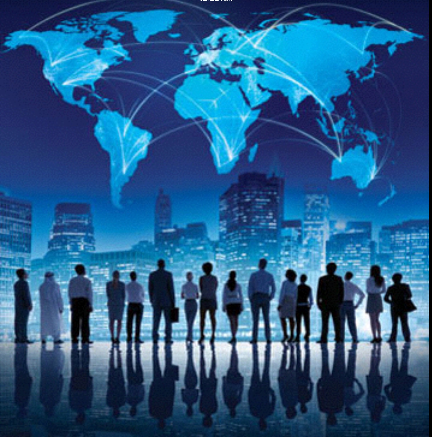 globalization and world Supporters of globalization argue that it has the potential to make this world a better place to live in and globalization has given countries the.