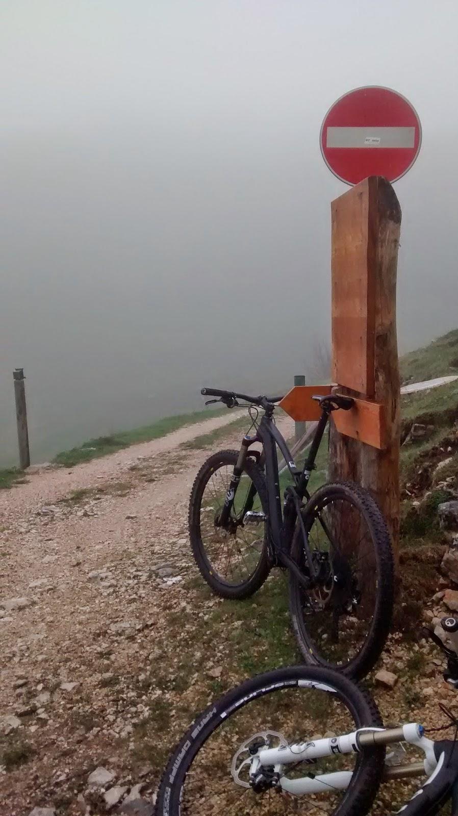 Dosso dei Cavalli - MTB sul Lago di Garda