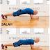 Kesalahan Besar Saat Plank