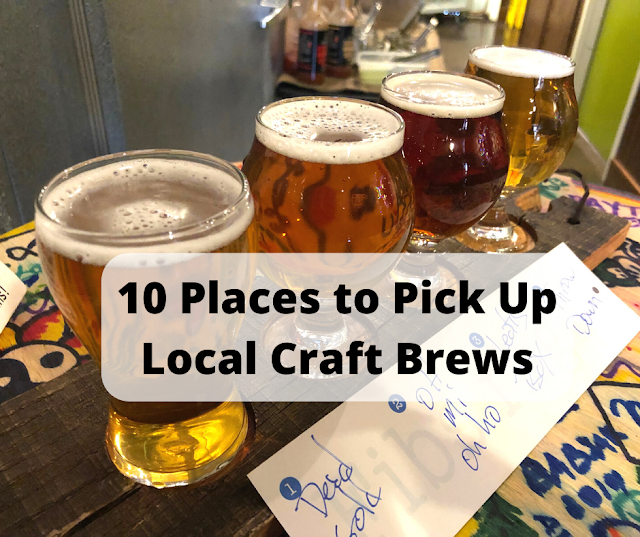 10 Places to Pick Up Local Craft Brews in Chicago's North and Northwest Suburbs