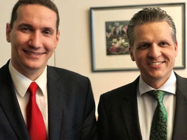 Thorsten Frei CDU: Politische Entwicklung in Mazedonien im Visier