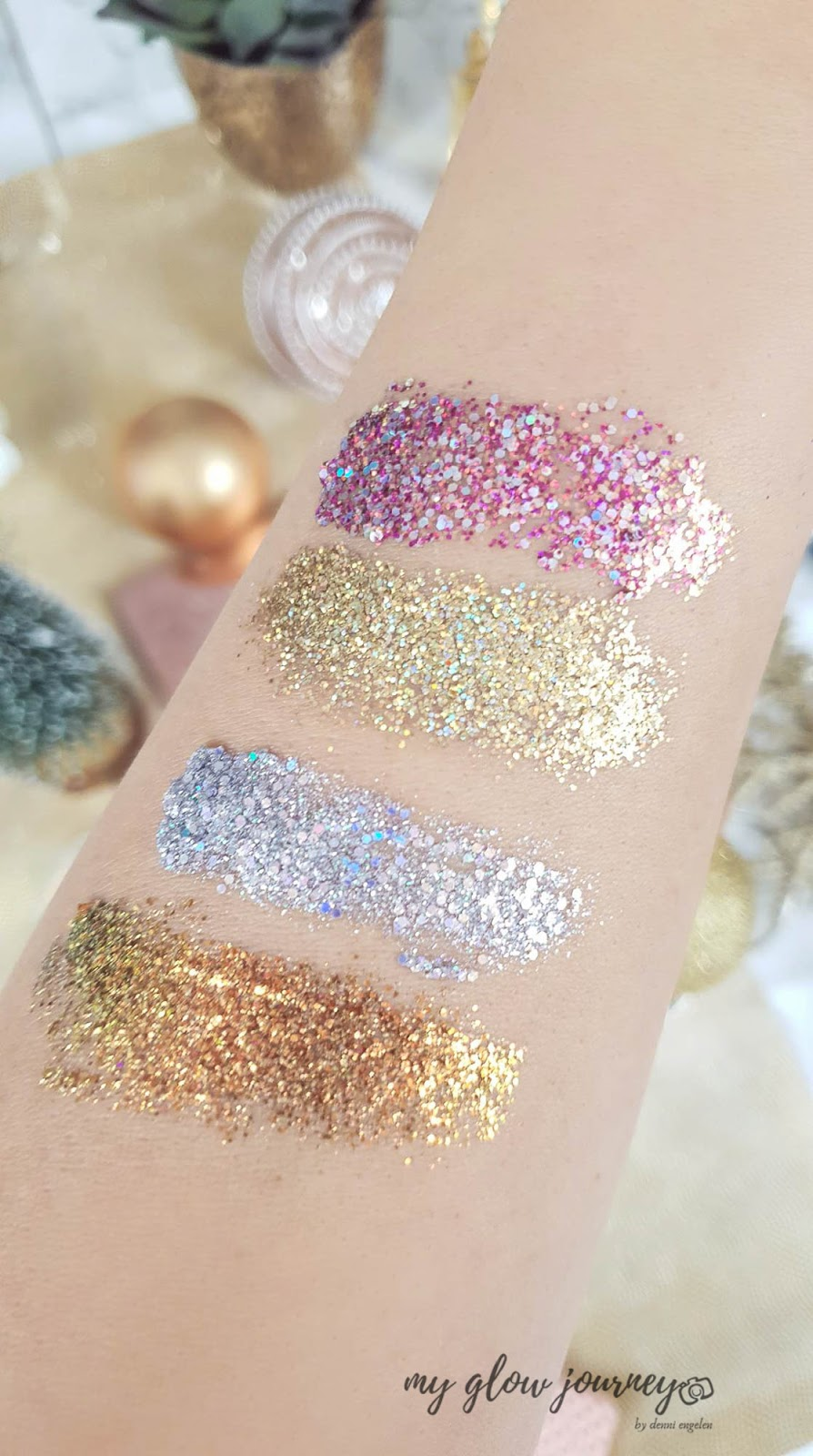 Glitterally Obsessed
