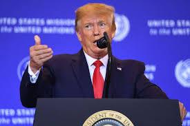ترامب يثير الجدل اليوم في العالم شاهدTrump