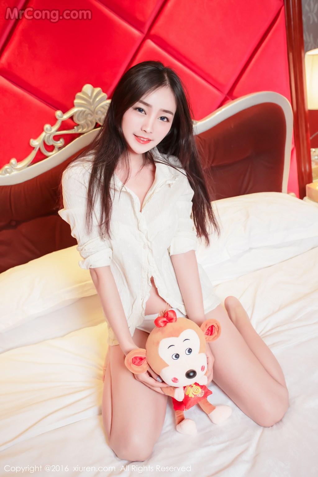 XIUREN No.475: Người mẫu Mi Lin Na (芈琳娜) (72 ảnh)