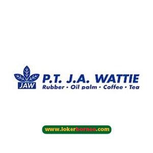 Lowongan Kerja Kalimantan  PT Jaya Agra Wattie, Tbk Tahun 2021