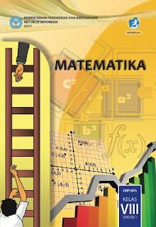 Buku Matematika Kelas 8 Semester 1