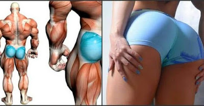 5 Exercises For a Strong Butt !