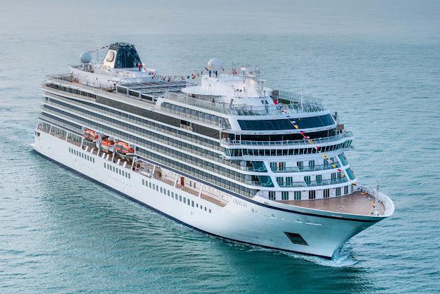 Viking Ocean Cruises Viking Venus Scheduled to Debut in 2021 calling in Istambu