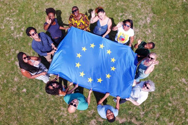 DíadeEuropa EuropeDay Día de Europa Erasmus+