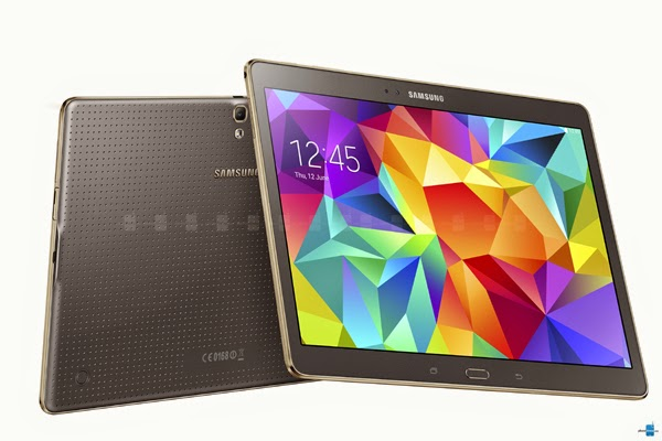 Samsung reveals the Galaxy Tab S 10.5