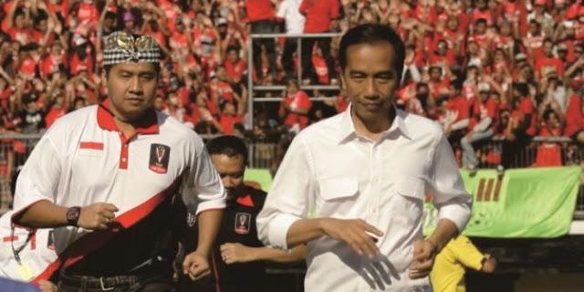 Maruarar: Jokowi Tak Kena Jebakan Batman
