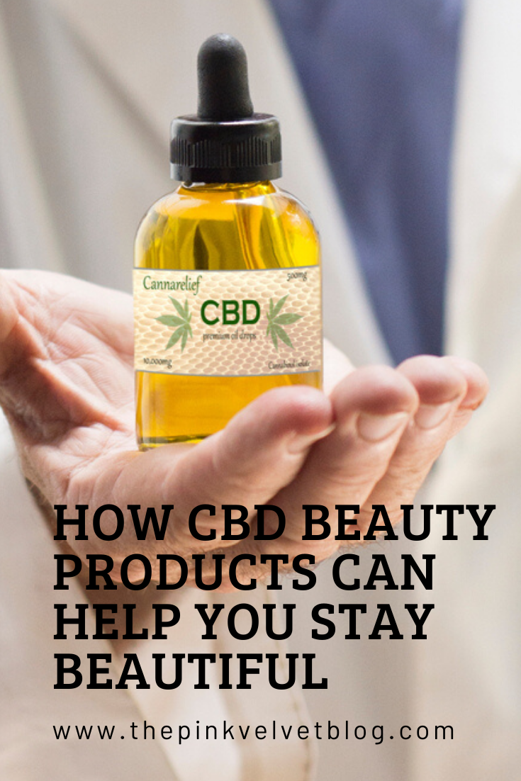 How CBD Beauty Products Can Help You Stay Beautiful