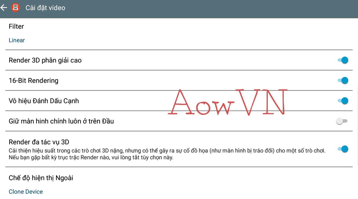 DraStic AowVN Viet hoa%2B%25283%2529 - [HOT] DS AowVN - DraStic Việt Hóa 90% | Fix hầu hết lỗi ở các bản cũ - Giả Lập NDS cho Android