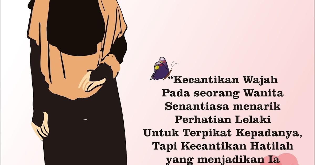 Gambar Kartun Muslimah Cantik Berkacamata: Top Gambar Kartun Muslimah Bercadar
