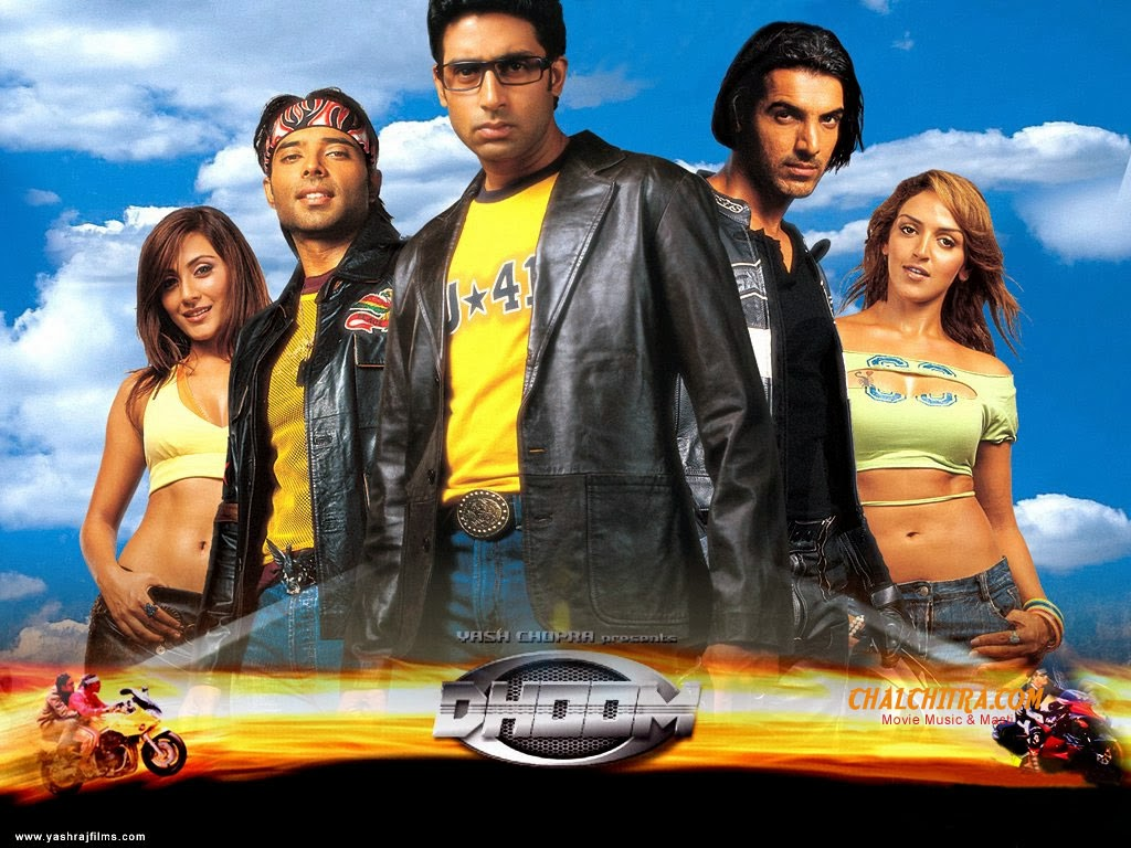Chai Con Chicas: Dhoom [2004]