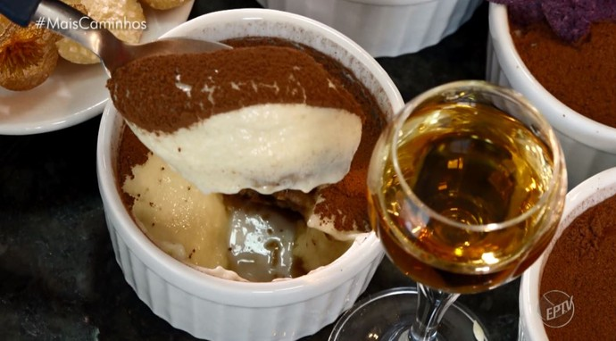 sobremesa típica da Itália