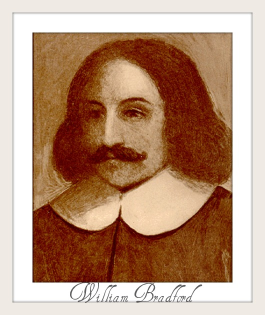 Books by William Bradford