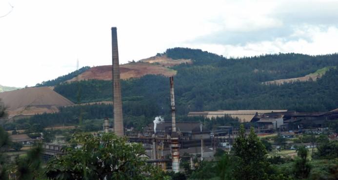 FALCONDO informó detecto fuga de agua con trazas de combustibles mientras realizaba pruebas en su oleoducto
