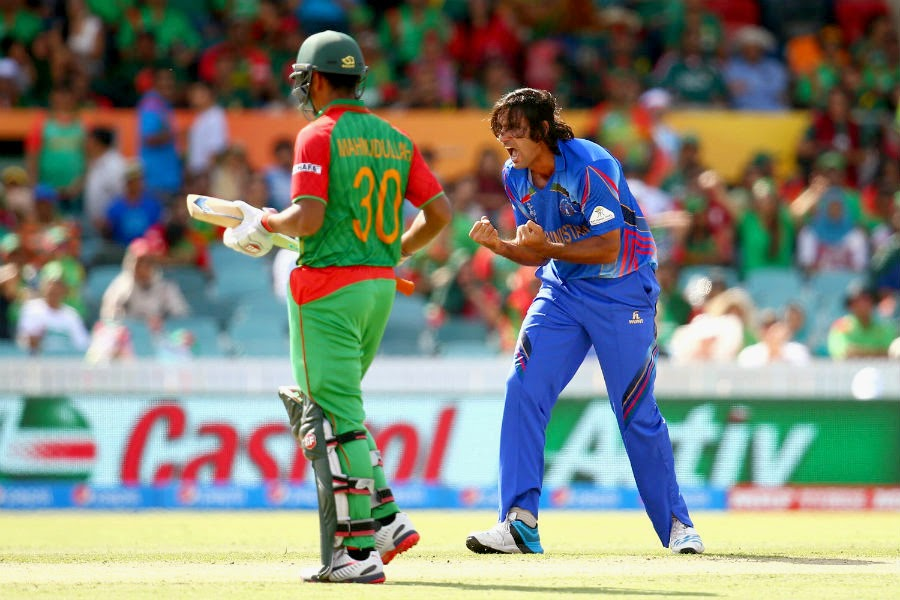 Match 07 Afghanistan Vs Bangladesh World Cup 2015 Watch