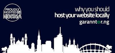 local web hosting in nigeria garanntor