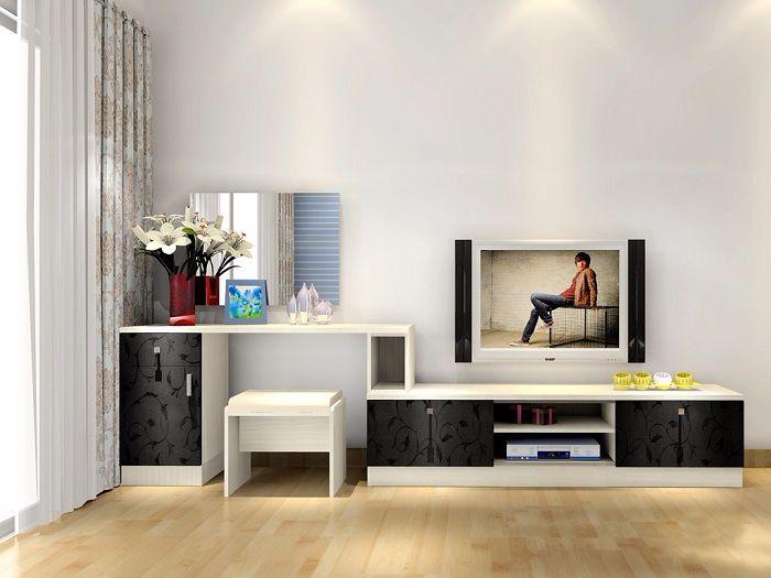 Cách chọn kệ tủ tivi thích hợp cho phòng khách nhỏ