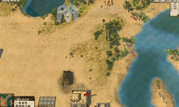 تحميل لعبة صلاح الدين 2 Stronghold Crusader مضغوطة