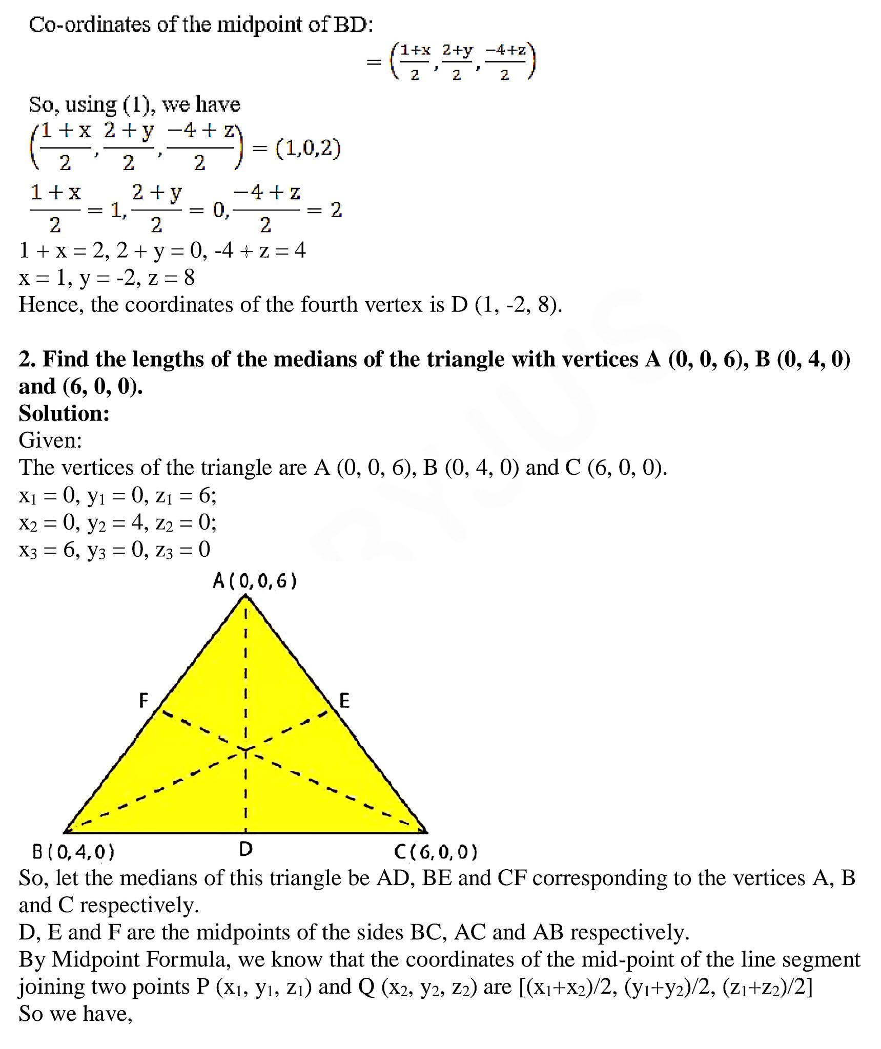 Class 11 Maths Chapter 12- Introduction to Three Dimensional Geometry,  11th Maths book in hindi,11th Maths notes in hindi,cbse books for class  11,cbse books in hindi,cbse ncert books,class  11  Maths notes in hindi,class  11 hindi ncert solutions, Maths 2020, Maths 2021, Maths 2022, Maths book class  11, Maths book in hindi, Maths class  11 in hindi, Maths notes for class  11 up board in hindi,ncert all books,ncert app in hindi,ncert book solution,ncert books class 10,ncert books class  11,ncert books for class 7,ncert books for upsc in hindi,ncert books in hindi class 10,ncert books in hindi for class  11  Maths,ncert books in hindi for class 6,ncert books in hindi pdf,ncert class  11 hindi book,ncert english book,ncert  Maths book in hindi,ncert  Maths books in hindi pdf,ncert  Maths class  11,ncert in hindi,old ncert books in hindi,online ncert books in hindi,up board  11th,up board  11th syllabus,up board class 10 hindi book,up board class  11 books,up board class  11 new syllabus,up Board  Maths 2020,up Board  Maths 2021,up Board  Maths 2022,up Board  Maths 2023,up board intermediate  Maths syllabus,up board intermediate syllabus 2021,Up board Master 2021,up board model paper 2021,up board model paper all subject,up board new syllabus of class 11th Maths,up board paper 2021,Up board syllabus 2021,UP board syllabus 2022,   11 वीं मैथ्स पुस्तक हिंदी में,  11 वीं मैथ्स नोट्स हिंदी में, कक्षा  11 के लिए सीबीएससी पुस्तकें, हिंदी में सीबीएससी पुस्तकें, सीबीएससी  पुस्तकें, कक्षा  11 मैथ्स नोट्स हिंदी में, कक्षा  11 हिंदी एनसीईआरटी समाधान, मैथ्स 2020, मैथ्स 2021, मैथ्स 2022, मैथ्स  बुक क्लास  11, मैथ्स बुक इन हिंदी, बायोलॉजी क्लास  11 हिंदी में, मैथ्स नोट्स इन क्लास  11 यूपी  बोर्ड इन हिंदी, एनसीईआरटी मैथ्स की किताब हिंदी में,  बोर्ड  11 वीं तक,  11 वीं तक की पाठ्यक्रम, बोर्ड कक्षा 10 की हिंदी पुस्तक  , बोर्ड की कक्षा  11 की किताबें, बोर्ड की कक्षा  11 की नई पाठ्यक्रम, बोर्ड मैथ्स 2020, यूपी   बोर्ड मैथ्स 2021, यूपी  बोर्ड मैथ्स 2022, यूपी  बोर्ड मैथ्स 2023, यूपी  बो