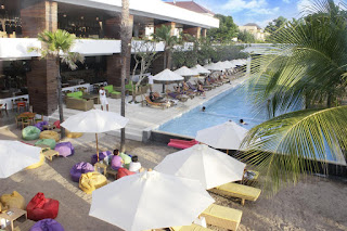 Grand Inna Resort Kuta Beach Bali Indonesia