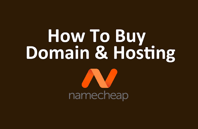 How To Buy Namecheap Domain & Web Hosting - Step By Step 0