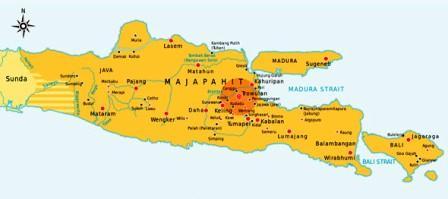Kerajaan di Pulau Jawa