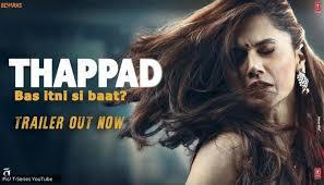Thappad full movie hd