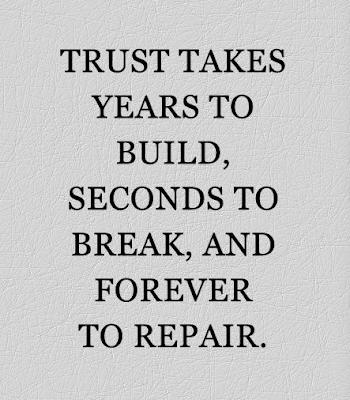 Gaining Trust Quotes