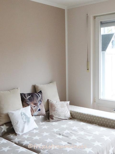 trixistrauminsel: Ein erster Blick ins neue Wohnzimmer